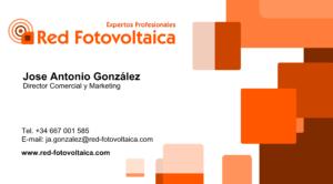 Dirección Comercial Red-Fotovoltaica